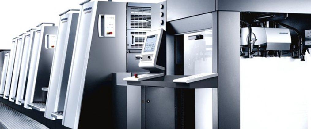 Drucken mit Qualität und Effizienz