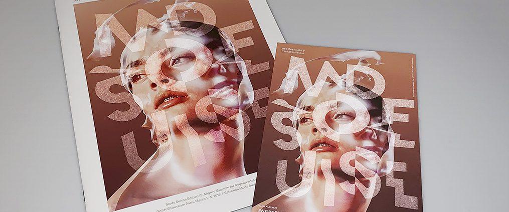 Broschüre und Flyer – Veredelung mit Speziallack